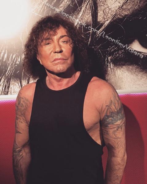 Валерий Леонтьев. Фото Скриншот Instagram: valera_leontiev