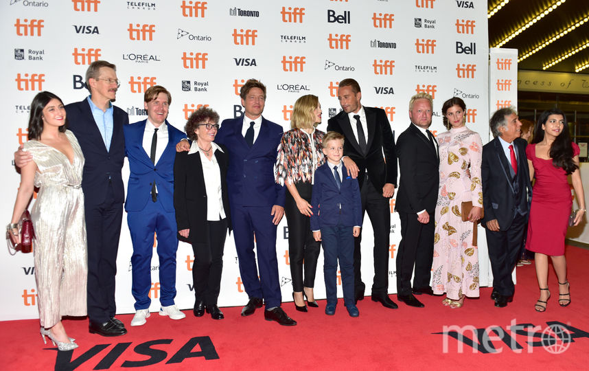 """Премьера фильма """"Курск"""" в Торонто. Фото Getty"""