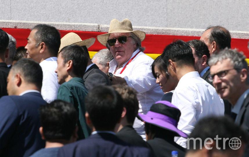 Парад в КНДР. Фото AFP