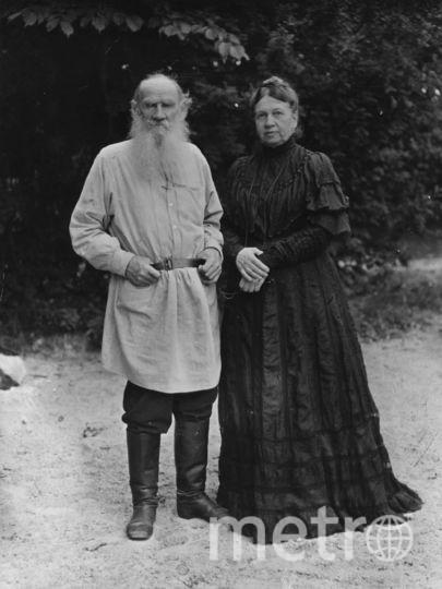 9 сентября родился Лев Николаевич Толстой. На фото: Лев Толстой и Софья Толстая. Фото Getty
