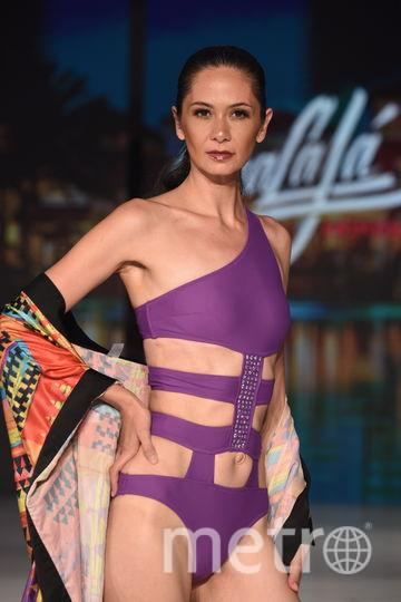 Показ Shalaja Swimwear. Фото AFP