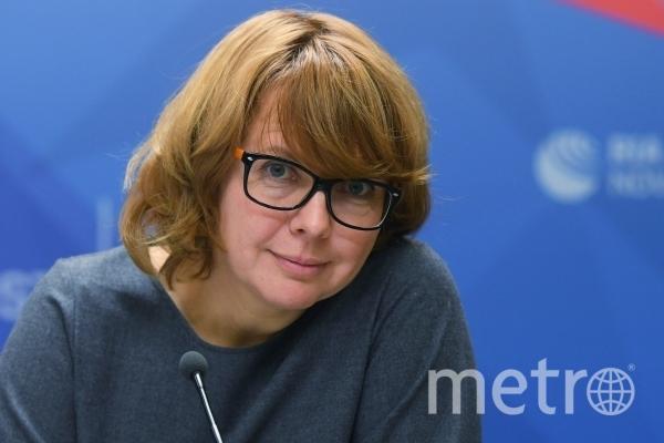 Фёкла Толстая. Фото РИА Новости