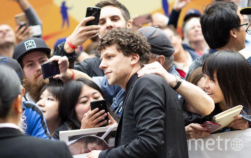 Джесси Айзенберг. Фото AFP