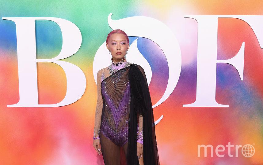 Гости показов на Неделе моды в Нью-Йорке. Фото Getty