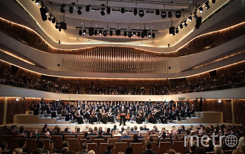 """Концертный зал """"Зарядье"""". Фото AFP"""