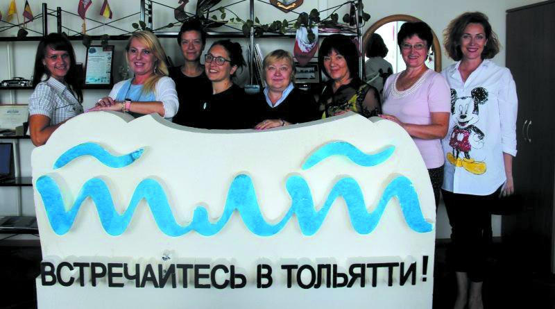 """Участники проекта «Аутопия: взгляд из настоящего» прибыли в Тольятти. Фото Егор Важнов, """"Metro"""""""