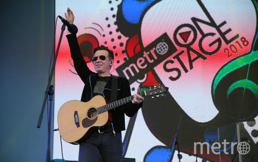 Музыкальному фестивалю Metro исполнилось 10 лет. В честь праздника на сцене выступили самые яркие участники прошлых лет и популярные исполнители, среди которых Найк Борзов, группы UMA2RMAN и «Анимация». Фото Василий Кузьмичёнок