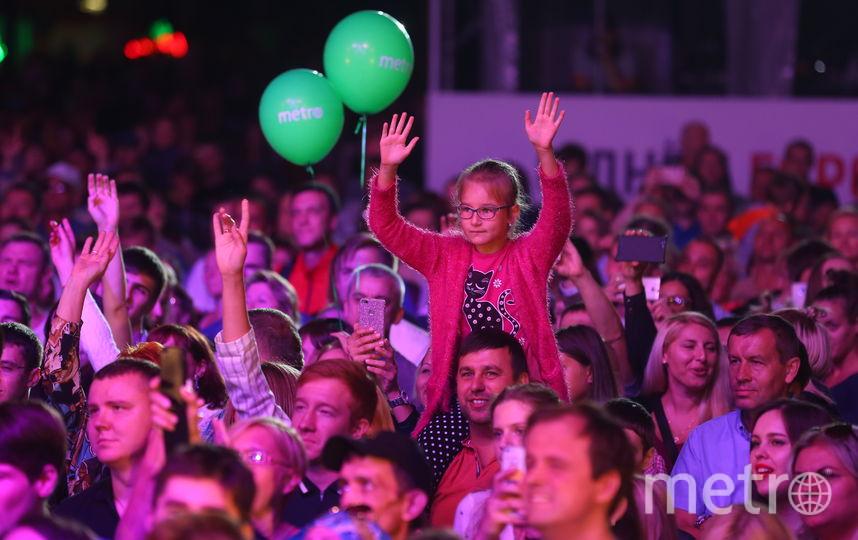 Зрители фестиваля смогли послушать своих любимых рок-музыкантов. Фото Василий Кузьмичёнок