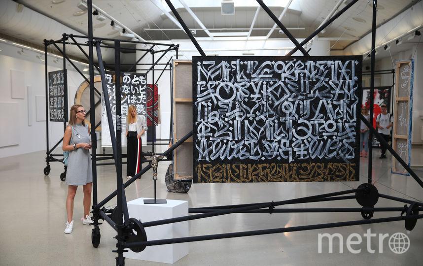 Поразгадывать ребусы Покраса Лампаса и понаблюдать за его работой в мастерской можно до 27 сентября. Фото Василий Кузьмичёнок