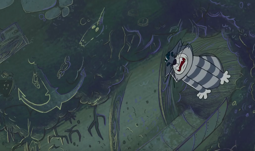 Кадры из мультфильма. Фото Все - скриншот YouTube