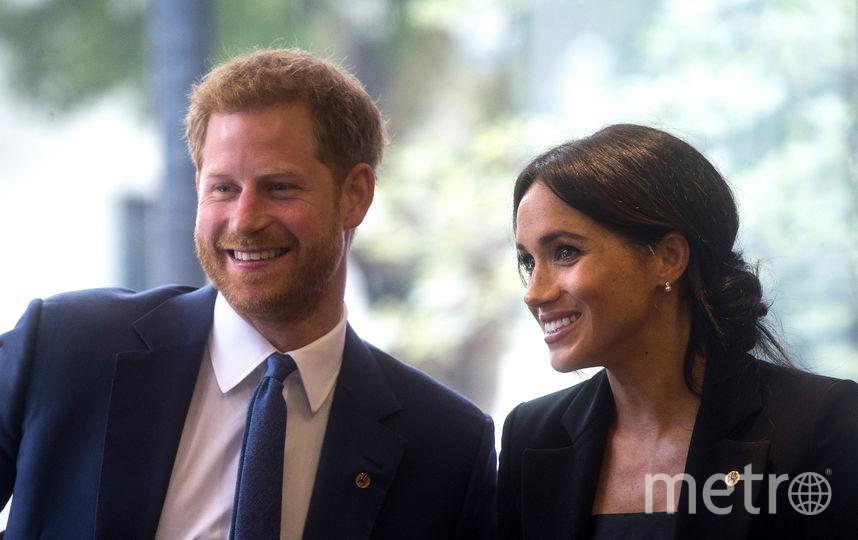 Меган Маркл и принц Гарри отправятся в совместный тур. Фото Getty