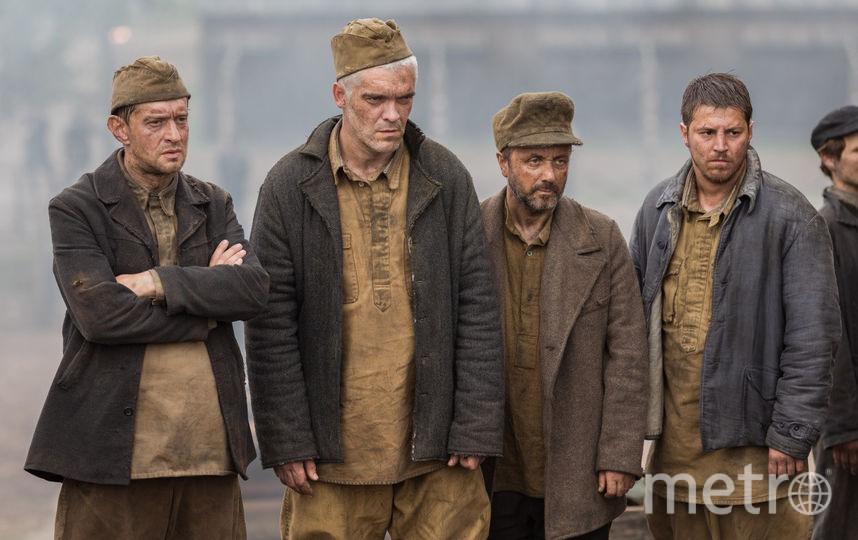 """Кадр из фильма """"Собибор"""". Фото Каропрокат."""