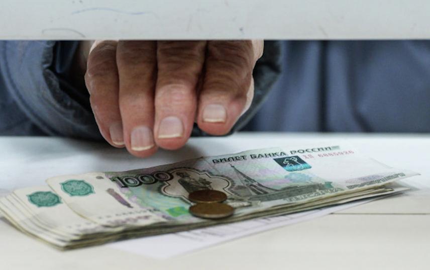 В среднем по стране месячный доход составляет 42 555 рублей в месяц. Фото РИА Новости