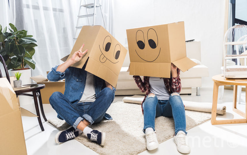 """Молодёжь с перспективой всё чаще выбирает покупку квартиры, нежели аренду. Фото Depositphotos.com, """"Metro"""""""