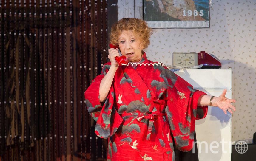 """Лия Ахеджакова  во время фестиваля ещё раз отпразднует свой юбилей. Фото предоставлены организаторами, """"Metro"""""""