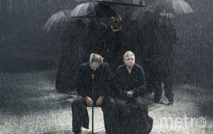 """Голландский режиссёр привезёт в Петербург одну из самых сложных с технической точки зрения постановок. Спектакль будет монтироваться два дня. Фото предоставлены организаторами, """"Metro"""""""