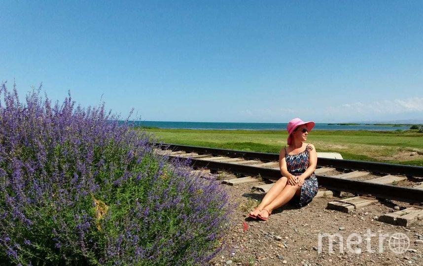 "Барышева Алина. Лето прошло, оставив в памяти запах моря и лаванды. Фото ""Metro"""