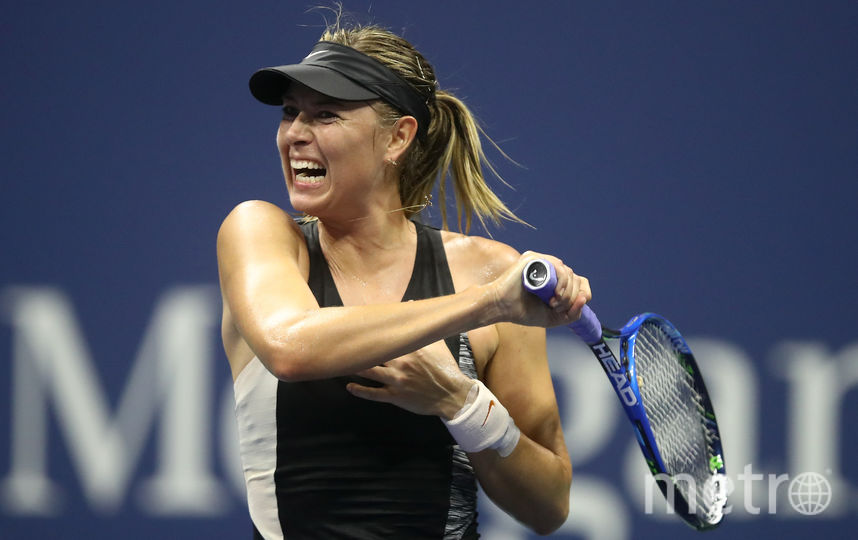 Российская теннистка Мария Шарапова. Фото Getty