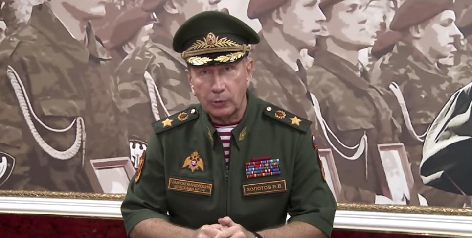 Виктор Золотов. Фото Скриншот Youtube/watch?v=lZd1yUZD30g