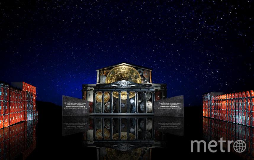 На театрах Театральной площади появятся панорамные видеопроекции. Фото Предоставлено организаторами