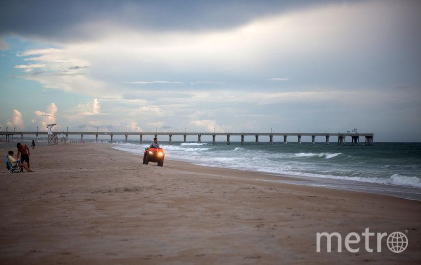 Каролина готовится к урагану Флоренс. Фото AFP