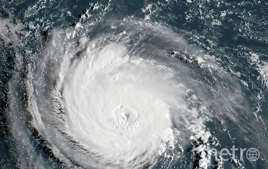 Ураган Флоренс. Фото AFP