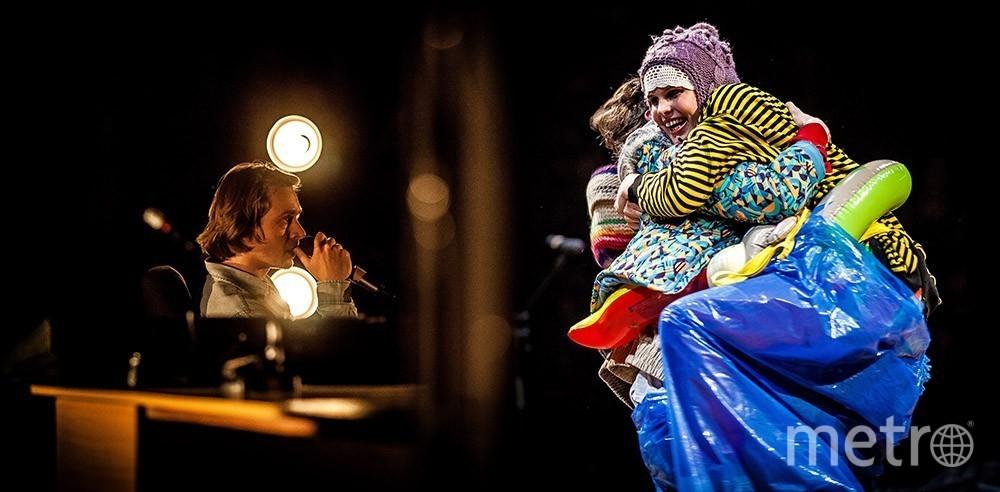 """Сезон в """"Гоголь-центре"""" открылся обновлённой версией спектакля """"Идиоты"""". Фото официальный сайт театра «Гоголь-центр»"""