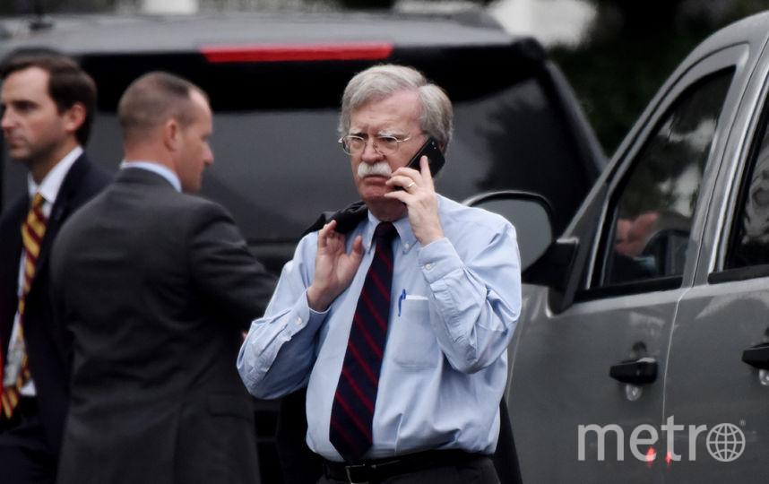 Джон Болтон, советник президента США по национальной безопасности. Фото Getty