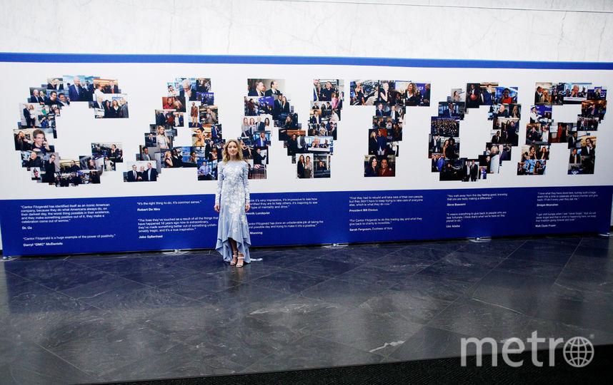Эмбер Хёрд в День благотворительности. Фото Getty