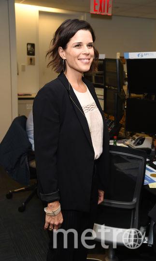 Канадская актриса Нив Кэмпбелл. Фото Getty
