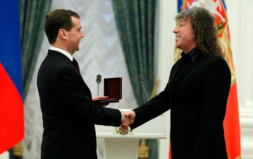 Владимир Кузьмин, фотоархив. Фото Wikipedia