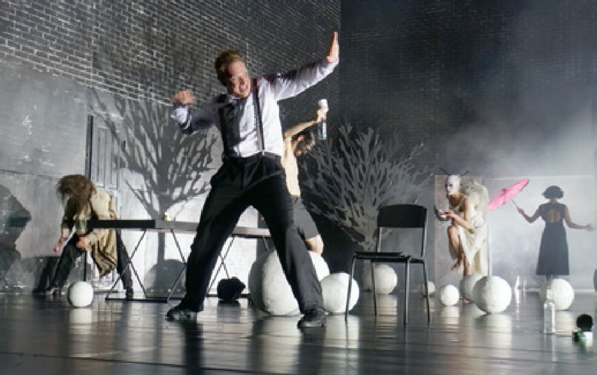 МХТ впервые за 18 лет открыл новый театральный сезон без Олега Табакова. Фото Екатерина Цветкова / МХТ им. Чехова