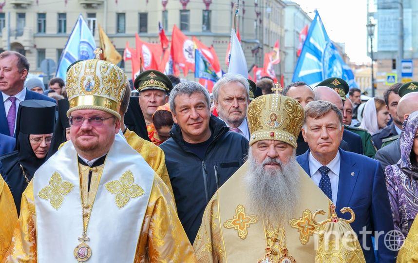 Крестный ход. Фото Игорь Албин, vk.com/igor_albin., vk.com
