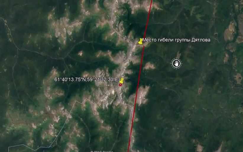Фотоархив, экспедиция группы Дятлова. Фото Скриншот Youtube