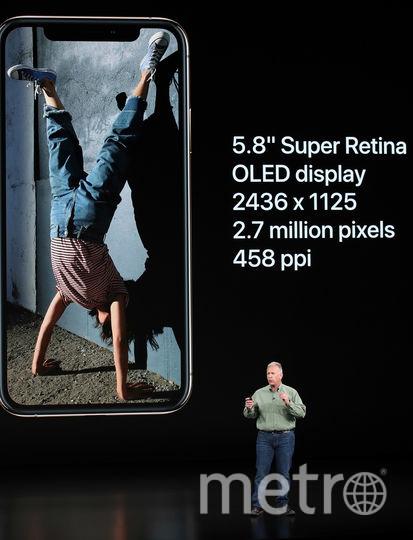 На фото: iPhone XS. Фото AFP