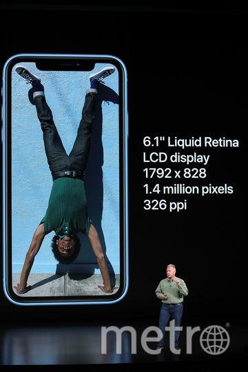 На фото: iPhone XS Max. Фото AFP