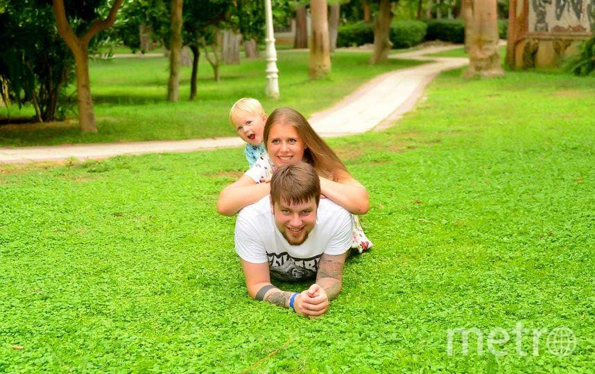 "Наша счастливая семья. Фото Наталья Ушакова., ""Metro"""