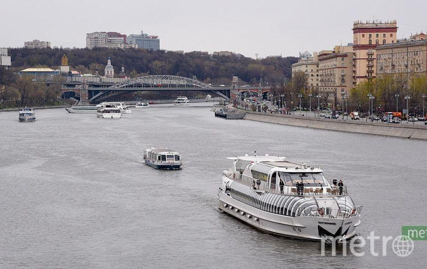 Москва-река. Фото Василий Кузьмичёнок