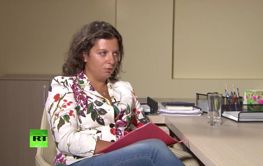 Подозреваемые в отравлении Скрипалей поговорили с Маргаритой Симоньян. Фото Скриншот интервью.