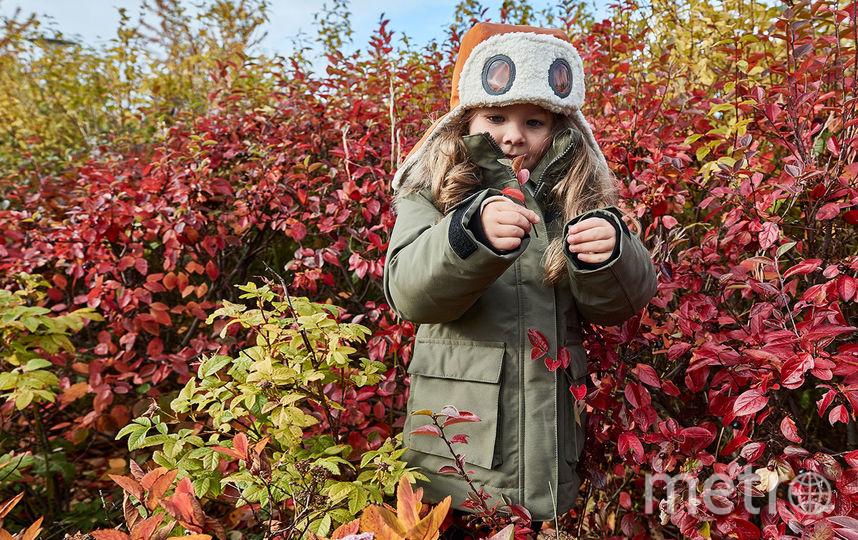 детская одежда марки DIDRIKSONS. Фото membranashop.ru