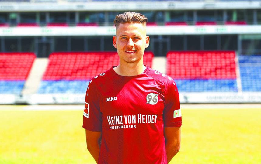 Антон – самый молодой капитан команд чемпионата Германии. Фото Getty