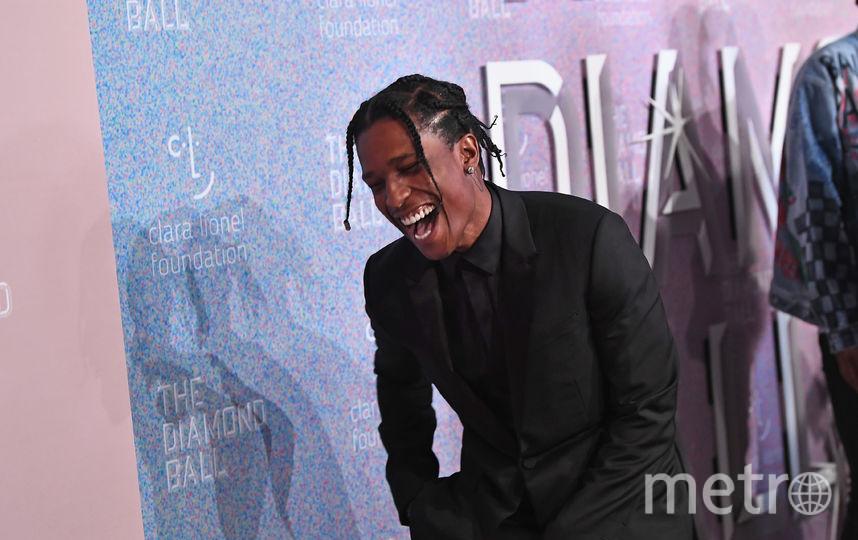 ASAP Rocky. Фото Getty