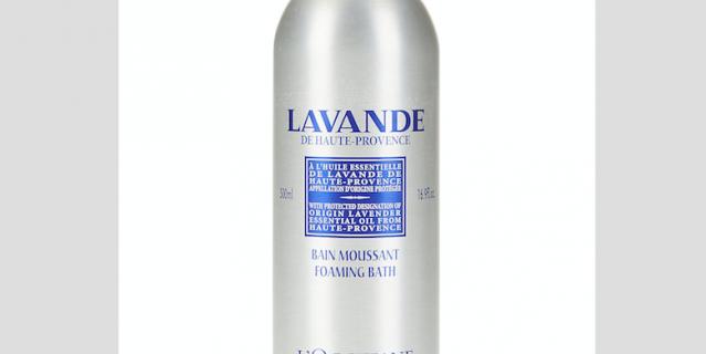 """L'Occitane """"Лаванда"""", Пена для ванны."""