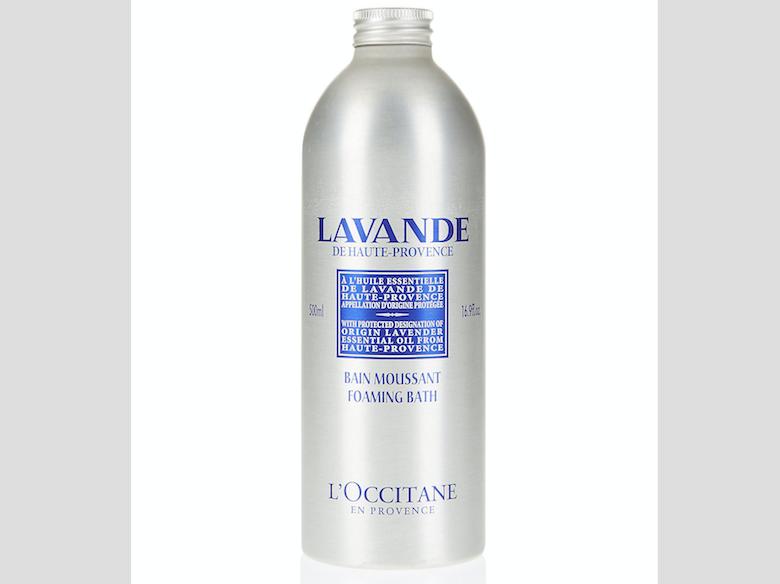 """L'Occitane """"Лаванда"""", Пена для ванны. Фото предоставлено пресс-службами"""
