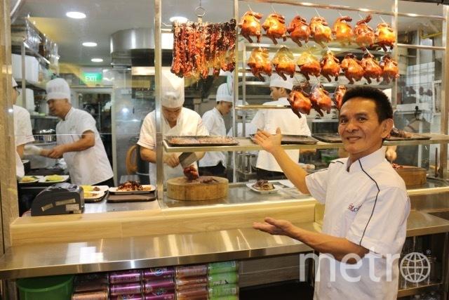 На фестивале Сингапура приедет шеф-повар Чан Хон Мен, возглавляющий первый в мире стрит-фуд, отмеченный звездой Мишлена. Фото Предоставлено организаторами