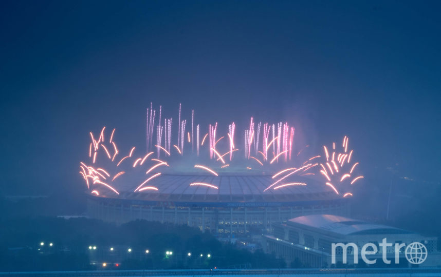 "Стадион ""Лужники"". Фото Getty"