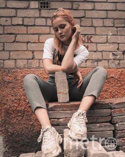 Зина Агишева. Фото Из личного архива Зинаиды Агишевой