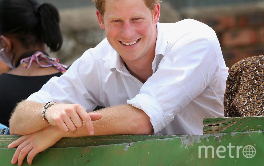 Принц Гарри, фотоархив. Фото Getty