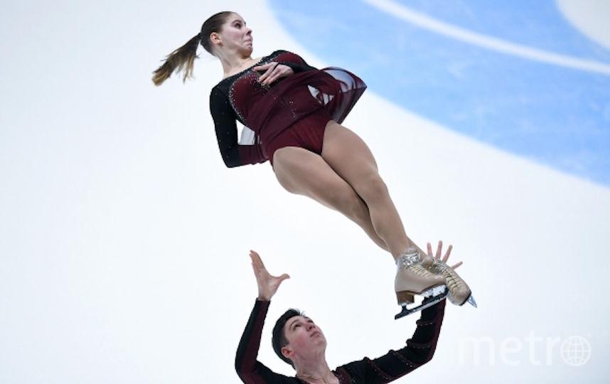 Анастасия Мишина и Алекссандр Галлямов, архивное фото. Фото РИА Новости