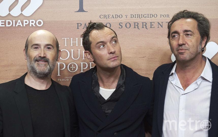 """Второй сезон """"Молодого папы"""" выйдет в ноябре 2019 года. Фото Getty"""